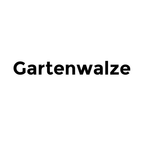 Gartenwalze